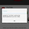[Mise à jour: Probablement fixe] Le Play Store est minable avec '944' Télécharger erreurs Right Now